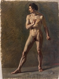 académie d'homme by alexis bafcop