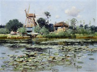 the mill pond by frank richards