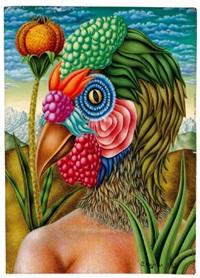 vogelmensch by anton krejcar