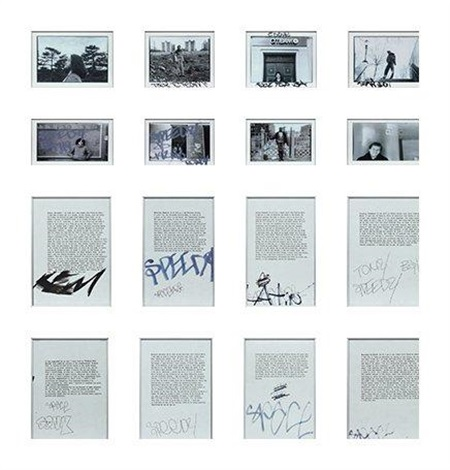 the bronx 17 works by sophie calle