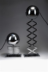 scherenlampen (pair) by dorothee mauer-becker