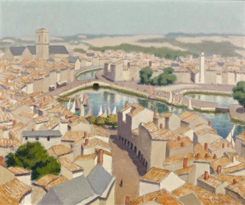 sète by charles lacoste