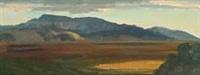 mountainscape by ludwig heinrich theodor (louis) gurlitt