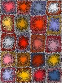 les plumes de danse/ dancing feather story by nungarrayi michelle possum
