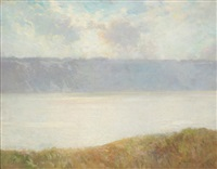 the river near hastings by bayard henry tyler