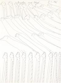 menschen und vögel by oswald tschirtner