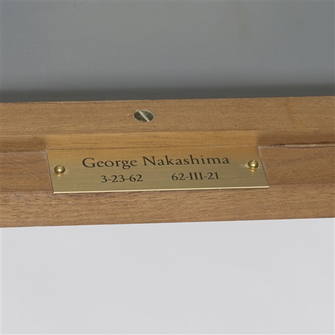 mirror by george nakashima