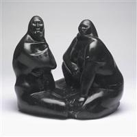 dos mujeres by francisco zúñiga