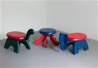 kinderhocker tintenfisch by herman miller