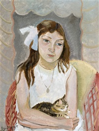 l'enfant et le chat by edgard tytgat