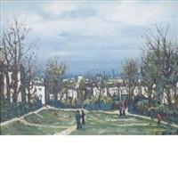 la route de village by alphonse léon quizet