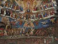 the last judgement by diego quispe tito