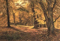amongst the beeches by william samuel jay