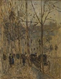 un jour gris à paris by frank edwin scott