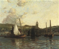 fife coast by william westley manning