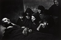 spanish wake by w. eugene smith