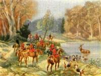bat l'eau de cerf au rallye bonnelles by christian de la verteville