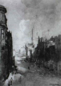 st. george's, hanover square by henry franks waring