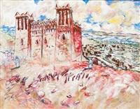 le grand ksar et la kasbah, vallée du dadès by patrice laurioz