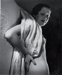 etude de nus, portrait... 5 by pierre boucher