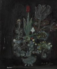 vase de fleurs by avni arbas