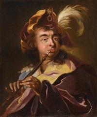 ein musiker by flemish school (17)