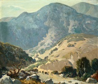 big tujunga canyon by fitch fulton