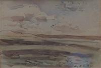seascape by jack carrington smith