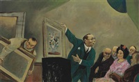 art auction by william gropper