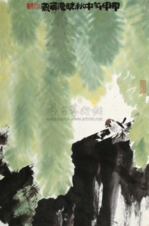 麻雀 by lin ruoxi
