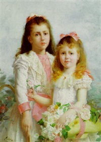 the sisiters by louis adolphe tessier