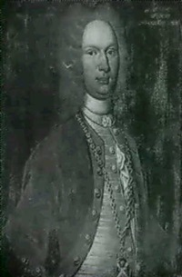 portrait of alexander brodie of brodie by richard waitt