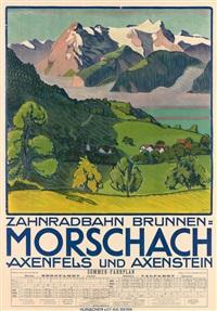 morschach by wilhelm gimmi