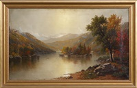 landscape by george w. waters