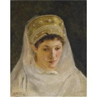the melancholy bride by viktor alekseevich bobrov