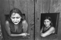calle cuauhtemocztin, mexico city by henri cartier-bresson