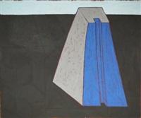 ohne titel (pyramide) by werner von mutzenbecher