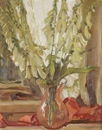 vase de fleurs by ernst liebermann