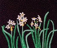 花 (flowers) by yayoi kusama
