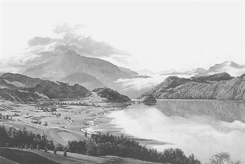 mondsee by hans frank the younger