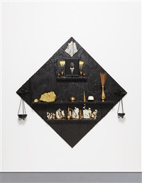 the tribal futurist by rashid johnson