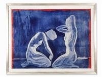 Two Women, 1996