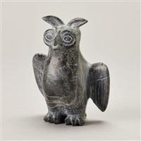 owl by joe talirunili