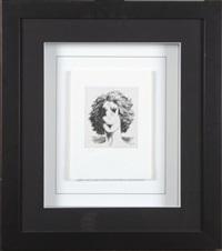 le viol / trahison des images by rené magritte