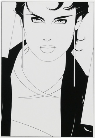 michelle galerie michael by patrick nagel