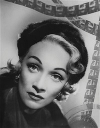 marlene dietrich, no highway in the sky, pinewood studios by angus mcbean