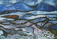 a landscape by bohdan kopecký