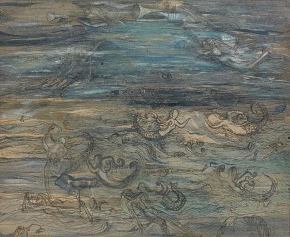 les sirènes rectoverso by maria helena vieira da silva