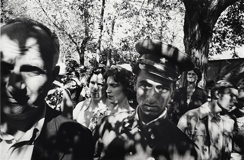 gorki park moscow by william klein