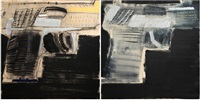 série 2, guns-loaded? (diptych) by serghei manoliu
